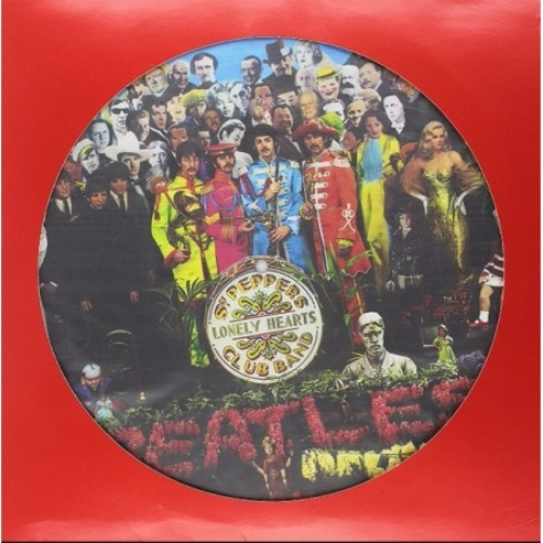 BEATLES - SGT. PEPPER'S LONELY HEARTS CLUB BAND (ANNIVERSARY EDITION) PICTURE DISC [LP]