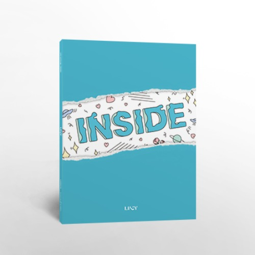 LUCY (루시) - INSIDE (3RD SINGLE)