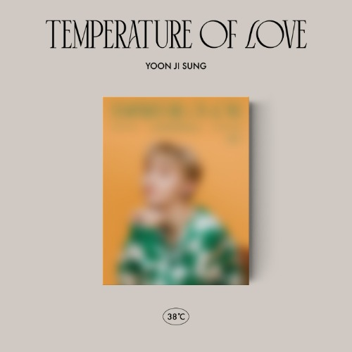 윤지성 - Temperature of Love (2ND 미니앨범) (38℃ Ver.)
